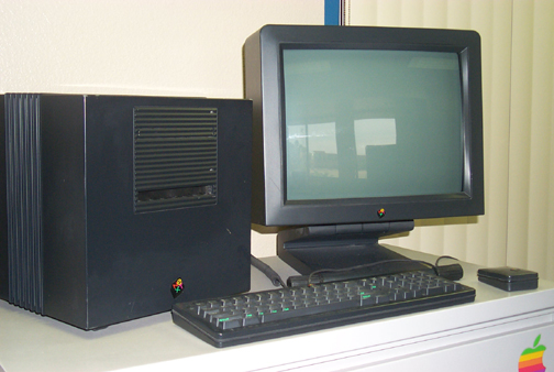 After being ousted from the company he helped found, Jobs launched NeXT Computer. Although the NeXT computers were a commercial failure, they brought to market a number of innovations including the Mach kernel, the digital signal processor chip, and the built-in Ethernet port.