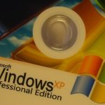 Windows-XP disc