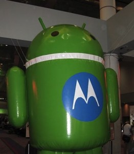 Motorola's inflated Android presence