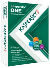 Kaspersky introduces ONE license for PC, smartphone & tablet security