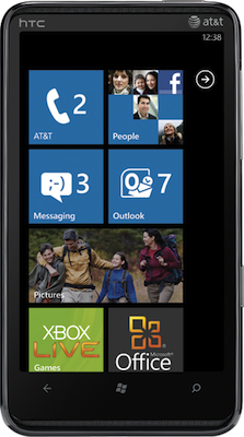 7 Windows Phone Mango devices are coming to AT&T:  3 new, 4 upgrades