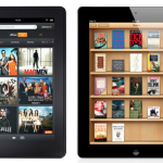 Amazon Fire vs iPad 2