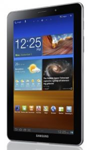 Samsung sweetens Galaxy Tab 7.7 with Honeycomb