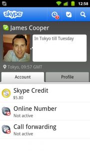 Finally you can Skype video on Galaxy Tab 10.1 and XOOM
