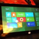 Windows 8 slate start