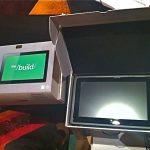 Samsung Windows 8 BUILD tablet?