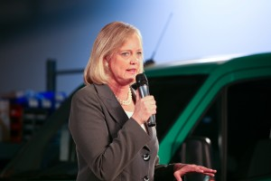 Léo Apotheker ousted at HP, Meg Whitman in as president, CEO