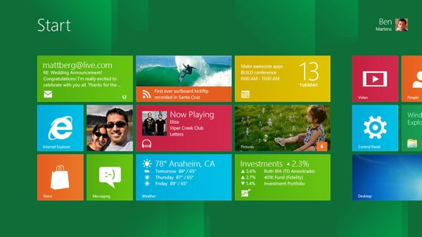 Windows 8 RTM Build 9200 full