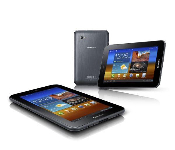 Samsung pits new Galaxy Tab 7.0 Plus against Vizio, Sony Android tablets