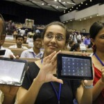 Aakash Tablet Launch
