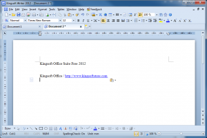 kingsoft office suite free 2012 another microsoft office wannabe