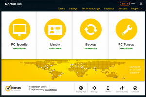 Symantec posts Norton 360 v6 beta