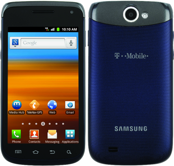 T Mobile Debuts Low Cost 4g Android Smartphone No