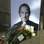 Homage to Steve Jobs in Austin Texas [Ben Sutherland]