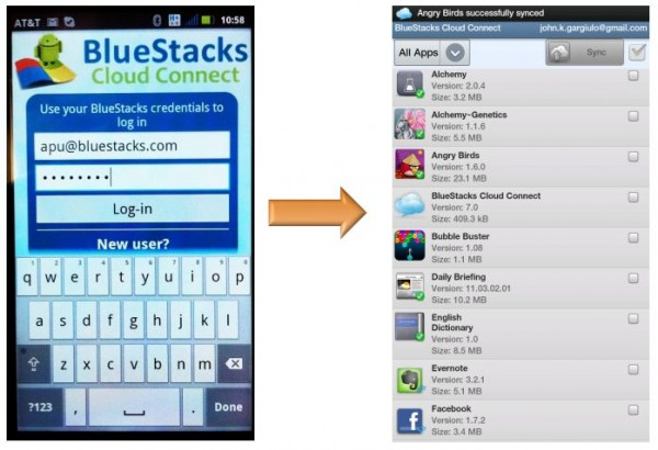 BlueStacks App Player alpha brings Android apps to Windows today