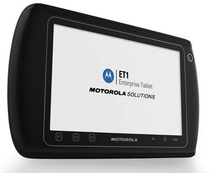 Motorola Solutions launches its first Android tablet for retail