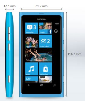 Nokia debuts its first Windows Phones, Lumia 710 and 800