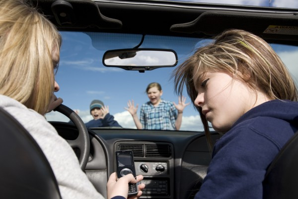 an investigation of the effect of cellular phones as a possible distraction while driving Messages while driving distracted driving, distraction, mobile device use an investigation of the effects of reading and writing.