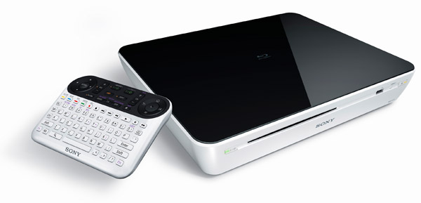 Video Game Sony Box And Sony Internet tv