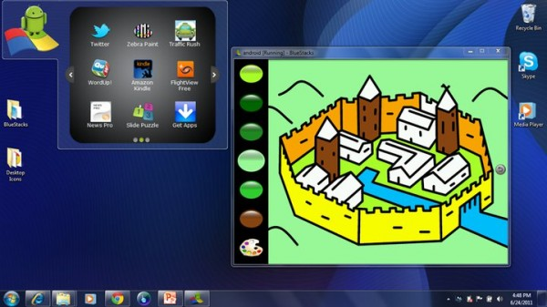 Android apps come to Windows XP with BlueStacks update, Mac OS next