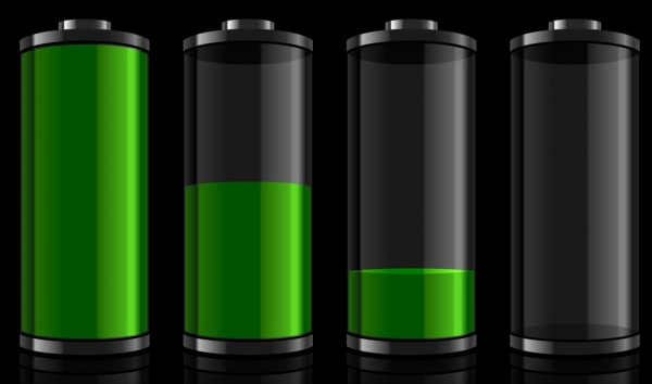 how to change iphone 4 battery icon