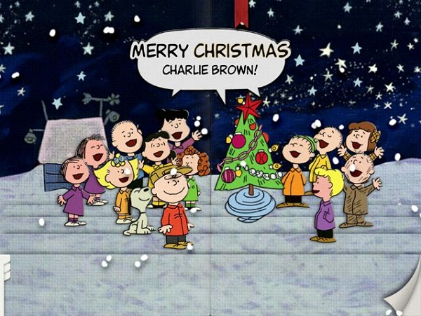 """Ring in the holidays with """"A Charlie Brown Christmas"""" for tablets"""