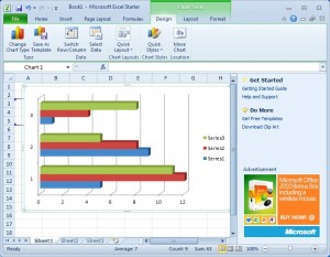 Can't afford Microsoft Office? Take Starter for free