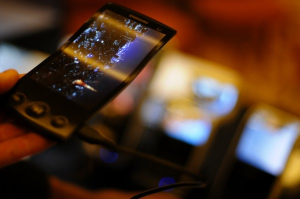 Samsung plans to make flexible screens a reality in 2012
