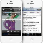 iPhone 4S music