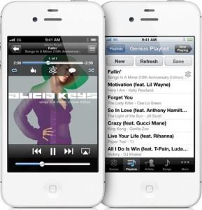 скачать музыку бесплатно для айфона 4s