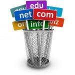 TLD domain extension dot com