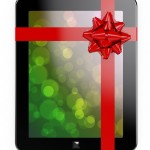 Christmas Tablet