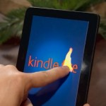 Kindle Fire burns