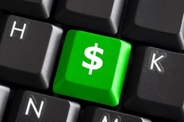 keyboard dollar sign money