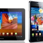 Galaxy Tab Galaxy S II