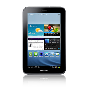 by Ice Cream Sandwich (Android 4.0) will be the 7-inch Galaxy Tab 2
