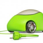 hybrid electric car
