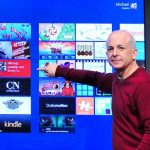 Steven Sinofsky and Windows 8 Metro