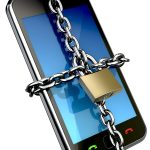 smartphone mobile security lock
