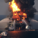 Deepwater Horizon burns