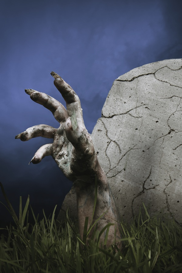 hand grave