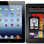 iPad 2, Kindle Fire