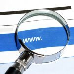 website magnifying glass www