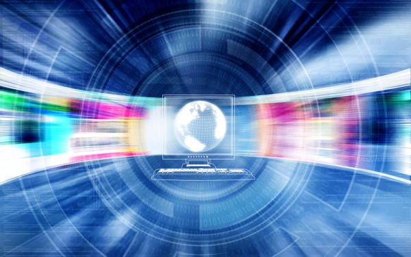 Internet web speed networking