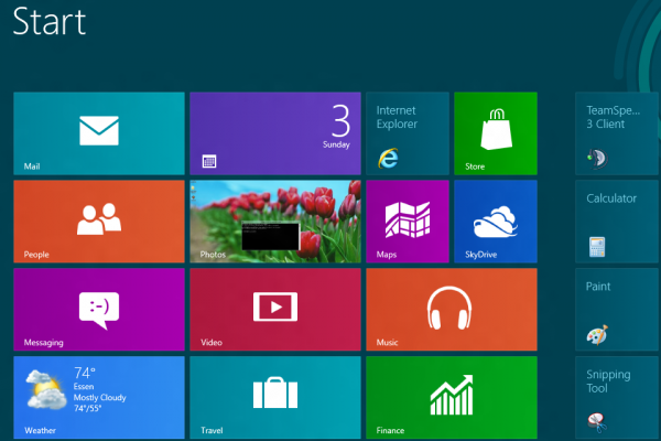 Microsoft announces Windows 8 for October retail release