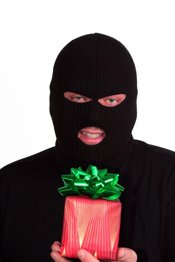 gift hacker criminal present