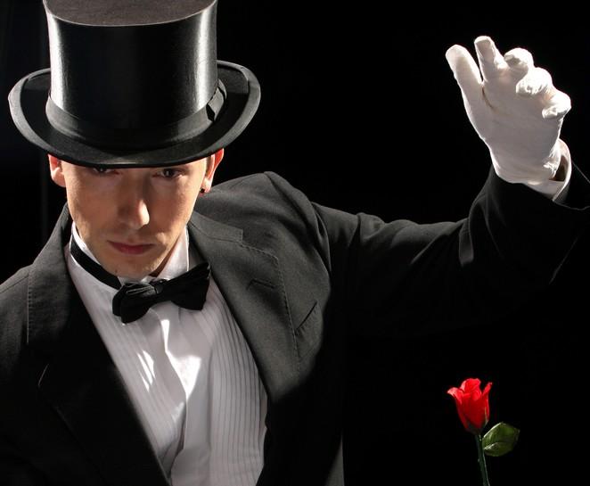 magician magic