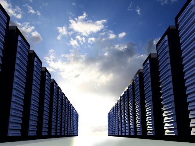 servers cloud