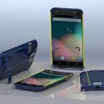 Dorian Lust's Nexus D concept design