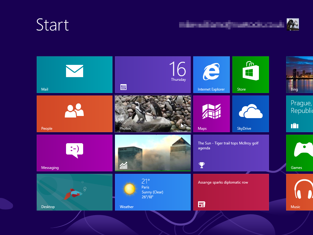 Windows 8 — Википедия
